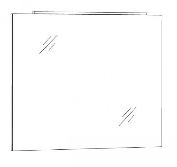 Marlin Bad 3130 - Azure Badspiegel 80 cm breit SPFLA8