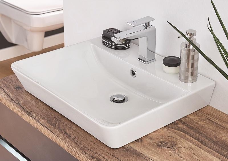 Puris Unique Waschtisch Mit Unterschrank 72 Cm Breit Badmöbel 1