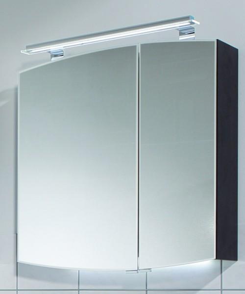 puris classic line spiegelschrank 70cm breit s2a4370s9 badm bel 1. Black Bedroom Furniture Sets. Home Design Ideas