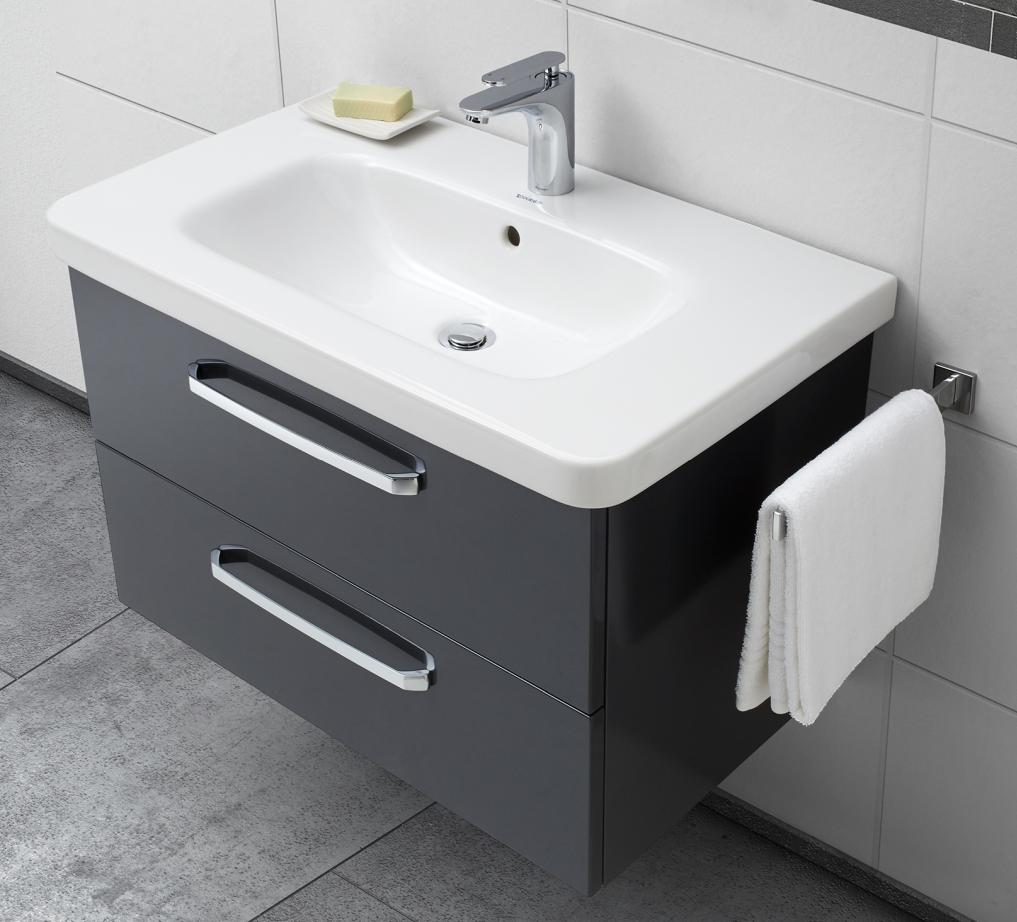 Super Pelipal Waschtischunterschrank für Waschtisch Duravit - DuraStyle OS19