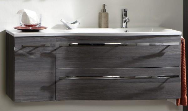 marlin bad 3160 motion waschtisch mit unterschrank 120 cm breit becken rechts badm bel 1. Black Bedroom Furniture Sets. Home Design Ideas