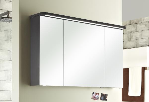Pelipal Fokus 4005 Spiegelschrank mit Kranzbeleuchtung 120 cm breit 992.811203 / 992.821203