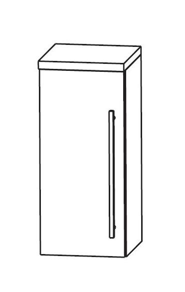 Puris Classic Line Bad-Oberschrank 40 cm breit OGA414A7