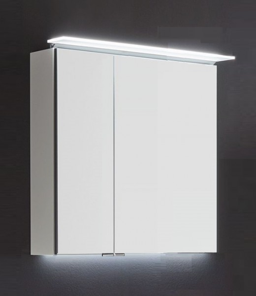 puris slim line spiegelschrank 60 cm breit sta436l r01 sda436l r01 badm bel 1. Black Bedroom Furniture Sets. Home Design Ideas
