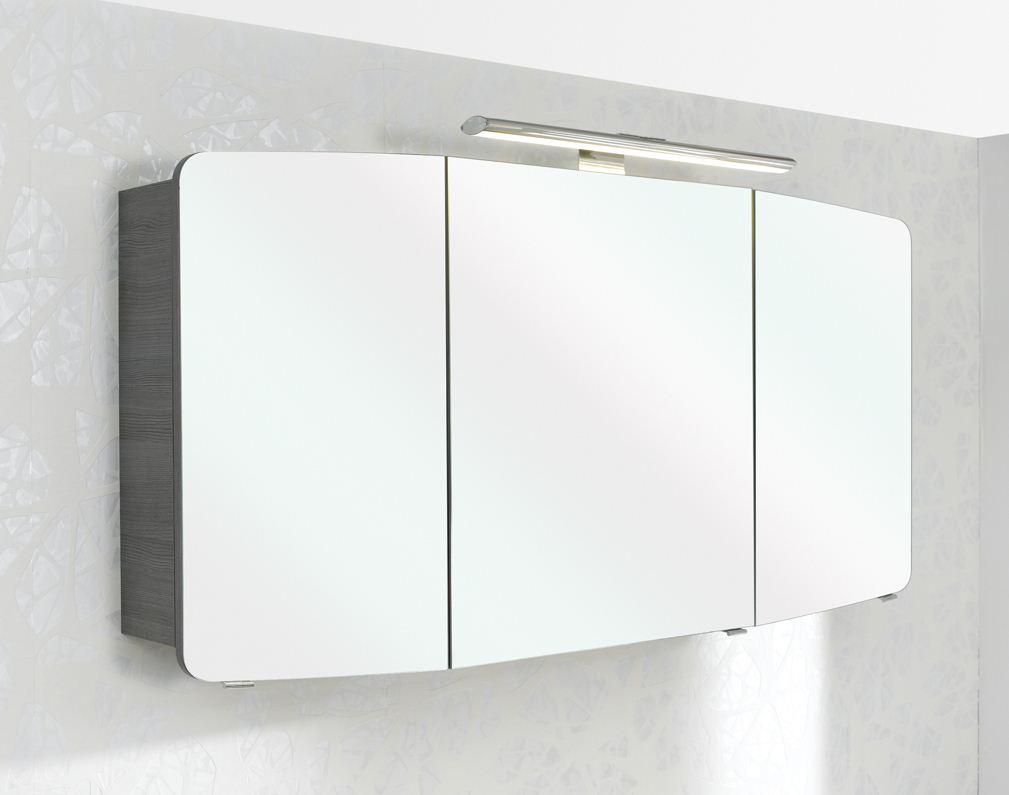 pelipal cassca spiegelschrank 120 cm breit cs sps 05 cs. Black Bedroom Furniture Sets. Home Design Ideas