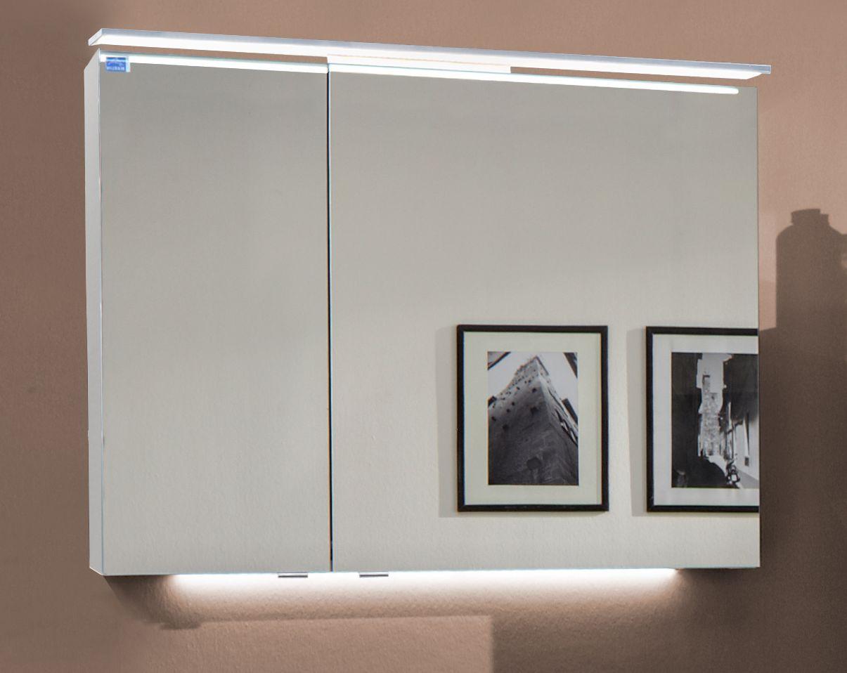Marlin bad 3160 motion spiegelschrank 90 cm breit sflz63 - Spiegelschrank 90 cm breit ...