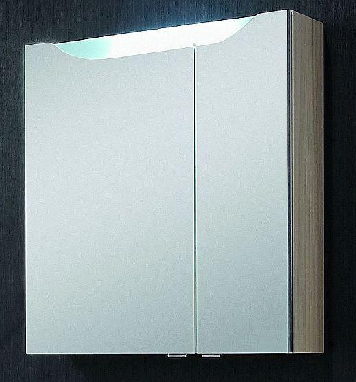 Marlin bad 3090 cosmo spiegelschrank 60 cm breit spsc60d for Spiegelschrank 60 cm breit