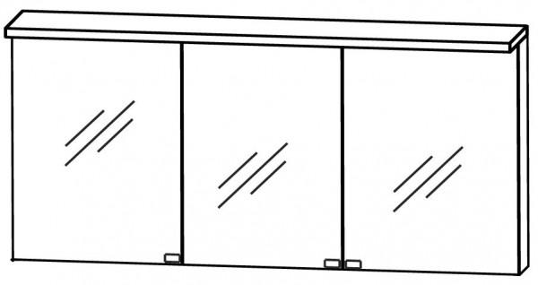 Puris Star Line Spiegelschrank 160 cm breit S2A431615